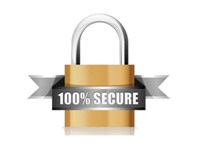 Every file purchased is securely protected.